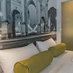 Отель Super 8 Munich City West 3* Стандартный номер с различными типами кроватей фото 7