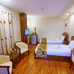 Royal Pearl Hotel 3* Улучшенный номер с различными типами кроватей фото 7