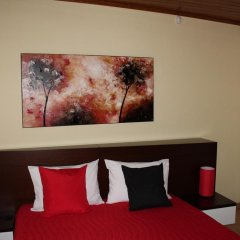 Отель Cascata Do Varosa Стандартный номер фото 8