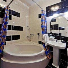 Гостиница К-Визит 3* Люкс с двуспальной кроватью фото 23