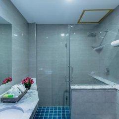 Отель Thanthip Beach Resort 3* Улучшенный номер с различными типами кроватей фото 5