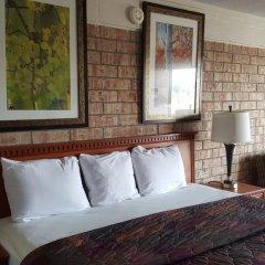 Отель Budget Host Platte Valley Inn 2* Улучшенный номер с различными типами кроватей фото 6