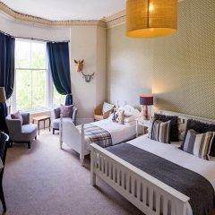 Отель Amadeus Guest House Глазго комната для гостей