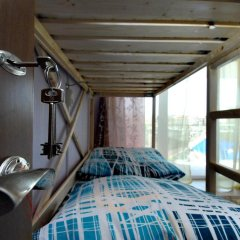 Hostel Morskoy Кровать в общем номере с двухъярусной кроватью фото 12