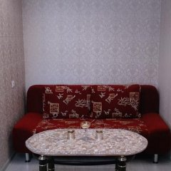 Гостиница Aparthotel Vizit комната для гостей фото 4