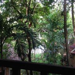 Отель Laem Sai Bungalow балкон
