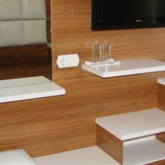 Carpediem Diamond Hotel Люкс с различными типами кроватей фото 5
