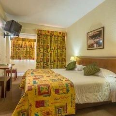 Amazonia Lisboa Hotel 3* Стандартный номер двуспальная кровать фото 11