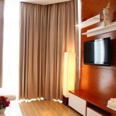Отель Angela Boutique Serviced Residence 4* Студия Делюкс с различными типами кроватей фото 4