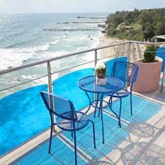 Отель Sirius Beach Болгария, Св. Константин и Елена - отзывы, цены и фото номеров - забронировать отель Sirius Beach онлайн балкон