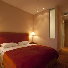 Amber Spa Boutique Hotel 4* Стандартный номер двуспальная кровать фото 5