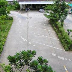 Отель Thanaree Place Таиланд, Бангкок - отзывы, цены и фото номеров - забронировать отель Thanaree Place онлайн парковка