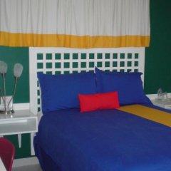 Отель Guacamaya Inn B&B Сан-Педро-Сула комната для гостей фото 4