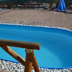 Гостиница Panskyi Kut бассейн