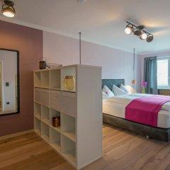 Отель Salzburg-Apartment Австрия, Зальцбург - отзывы, цены и фото номеров - забронировать отель Salzburg-Apartment онлайн комната для гостей фото 3