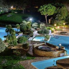 Отель Radisson Blu Majestic Hotel Galzignano Италия, Региональный парк Colli Euganei - отзывы, цены и фото номеров - забронировать отель Radisson Blu Majestic Hotel Galzignano онлайн бассейн фото 3