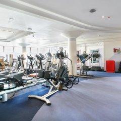 Гостиница Azimut Moscow Olympic фитнесс-зал фото 2