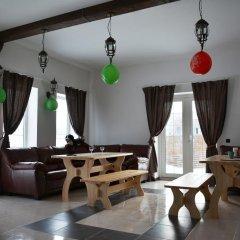 Гостиница Куршале Шале разные типы кроватей фото 4