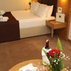 Surmeli Ankara Hotel 5* Стандартный номер разные типы кроватей фото 19