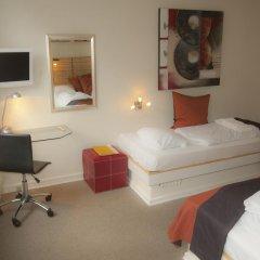 Hotel Domir Odense 2* Стандартный номер с различными типами кроватей фото 21