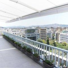 Отель Athens Center Panoramic Flats Афины фото 16