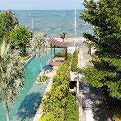 Отель Pranaluxe Pool Villa Holiday Home 3* Вилла с различными типами кроватей фото 13