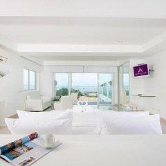 Отель Villa 7th Heaven Beach Front 4* Вилла с различными типами кроватей фото 14