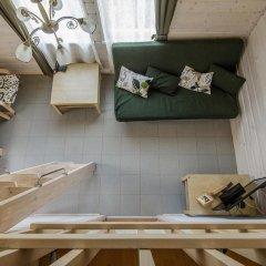 Гостиница Старая Слобода Коттедж разные типы кроватей фото 4