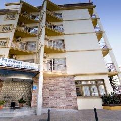 Отель Monarque Cendrillon Фуэнхирола вид на фасад фото 2