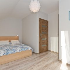 Отель Domki Avir Стандартный номер с различными типами кроватей