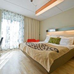 Отель Original Sokos Tapiola Garden 4* Стандартный номер фото 10