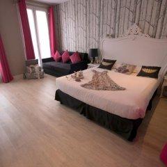 IDEAL HOTEL DESIGN 3* Стандартный семейный номер разные типы кроватей фото 18