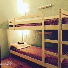 Гостиница Rooms.SPb Кровать в общем номере с двухъярусной кроватью фото 11