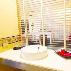 I Residence Hotel Silom 3* Номер Делюкс с различными типами кроватей фото 11