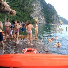 Отель Halong Legacy Legend Cruise бассейн фото 2