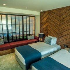 Hotel Hedonic 4* Апартаменты с 2 отдельными кроватями