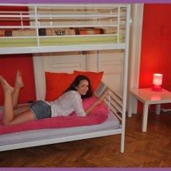 Fifth Hostel Кровать в общем номере с двухъярусной кроватью