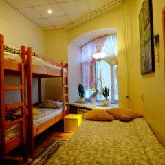 Хостел Арина Родионовна Кровать в мужском общем номере с двухъярусной кроватью фото 2