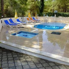 Отель Dream Of Holiday Bbf Aparts Олудениз бассейн фото 3