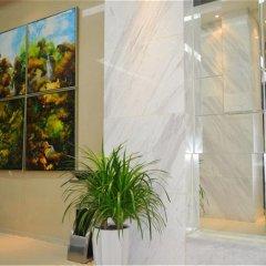 Отель City Comfort Inn Guangzhou Jiahe Branch интерьер отеля