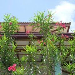 Отель Yala Leopard Paradise Safari балкон