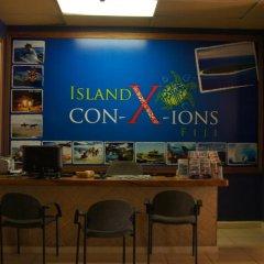 Smugglers Cove Beach Resort and Hotel питание