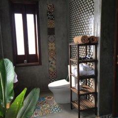 Отель An Bang Garden House Вилла Делюкс с различными типами кроватей фото 34