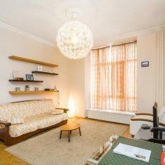 Апартаменты Four Squares Apartments on Tverskaya Апартаменты с двуспальной кроватью фото 15