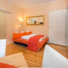 Отель City Guesthouse Pension Berlin 3* Люкс с разными типами кроватей фото 5