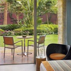 Отель Movenpick Resort & Spa Tala Bay Aqaba 5* Улучшенный номер с различными типами кроватей