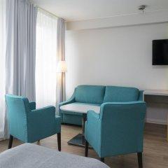 Thon Hotel Trondheim 3* Стандартный номер с двуспальной кроватью фото 9