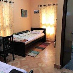 Отель Laxmi's Bed And Breakfast Непал, Катманду - отзывы, цены и фото номеров - забронировать отель Laxmi's Bed And Breakfast онлайн комната для гостей фото 3
