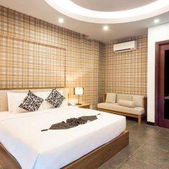 Valentine Hotel 3* Улучшенный номер с различными типами кроватей фото 7