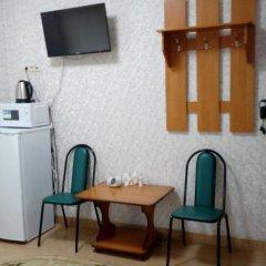 Гостевой дом Теплый номерок Номер категории Эконом с двуспальной кроватью фото 22